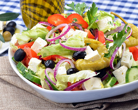 optimale ernährung zum abnehmen
